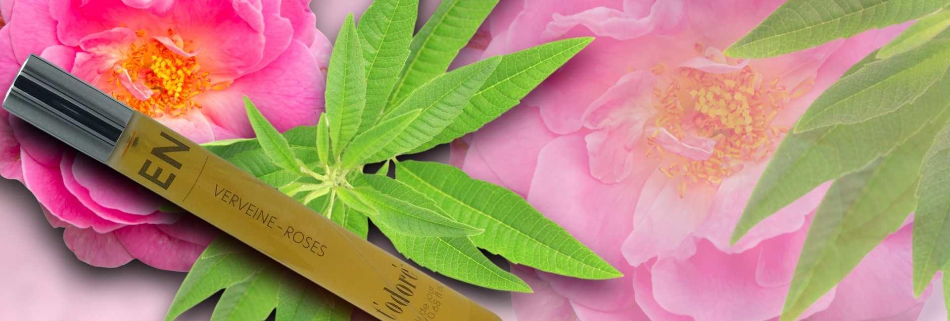 Verveine Roses T'Odoré Functional Perfume