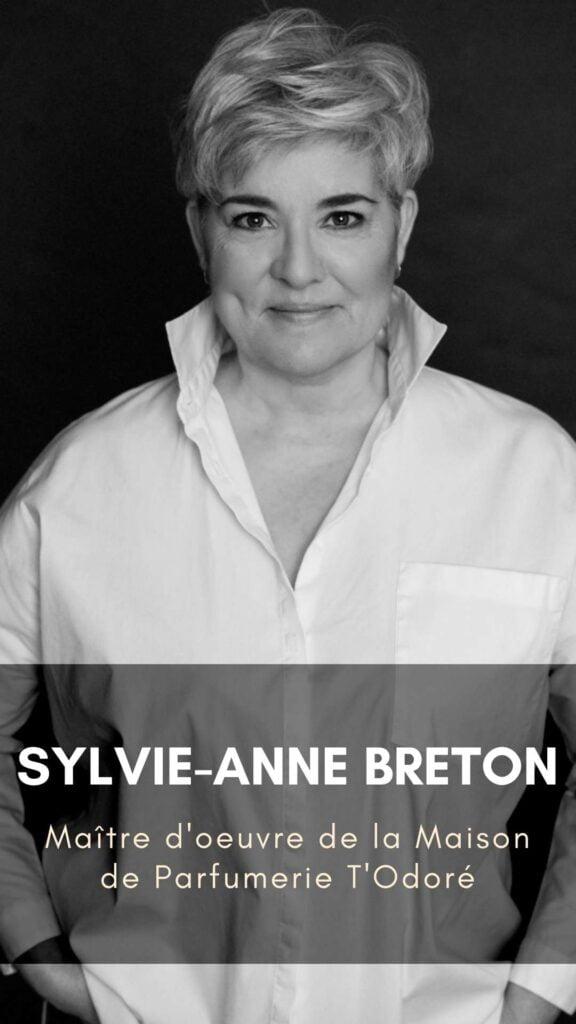Parfumerie botanique - Sylvie-Anne Breton et la définition de la parfumerie botanique